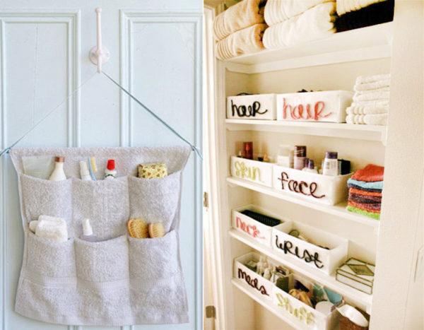 10 советов по организации хранения в маленькой комнате