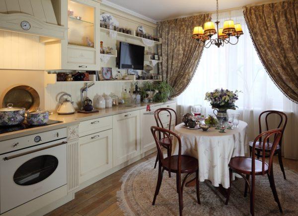 Как создать кухни в стиле прованс