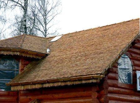 дранка на крышу