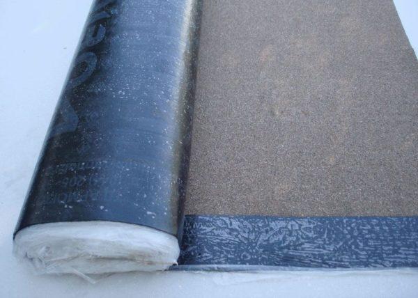 Еврорубероид — рулонное битумно-полимерное покрытие
