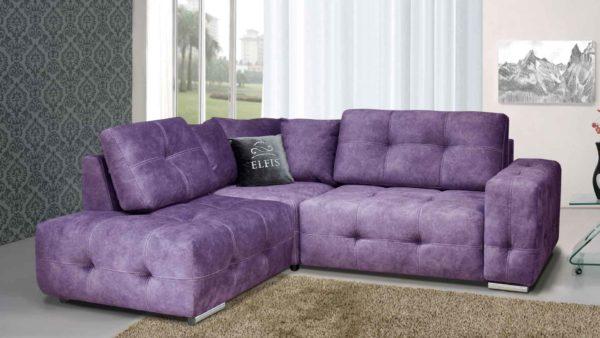 Преимущества велюровой обивки мягкой мебели