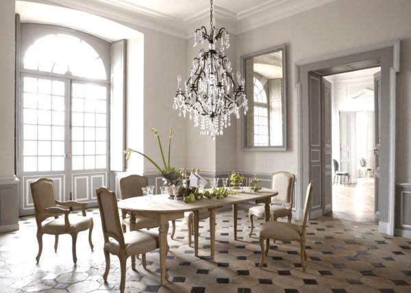 Какую выбрать мебель для интерьера во французском стиле