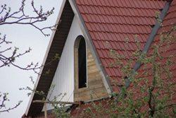 фронтоны крыши