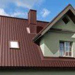 Гофролист для крыши
