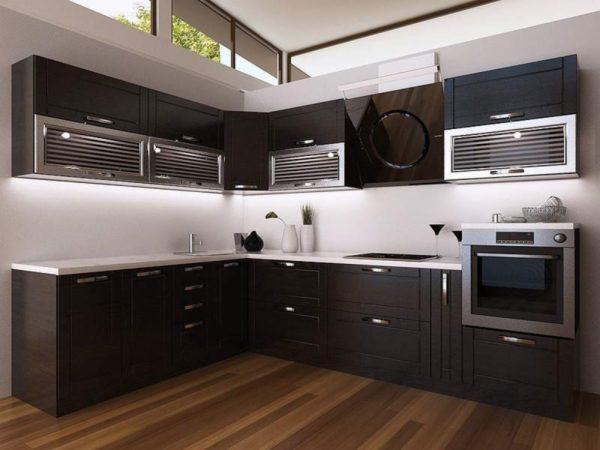 Как использовать цвет венге в обустройстве квартиры