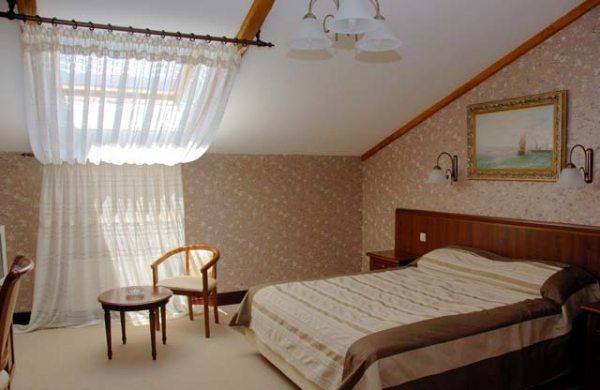 Итогом ваших усилий может стать вот такая уютная комната.