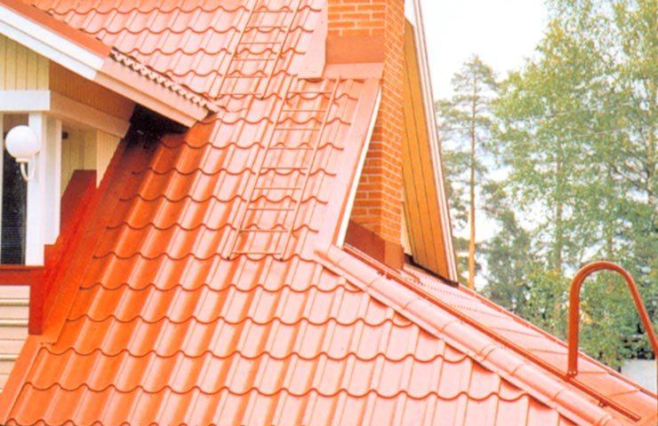 из чего сделать крышу