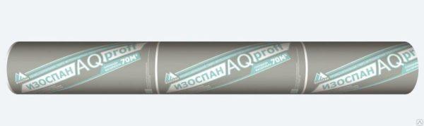 Изоспан AQ — прочная паропроницаемая мембрана