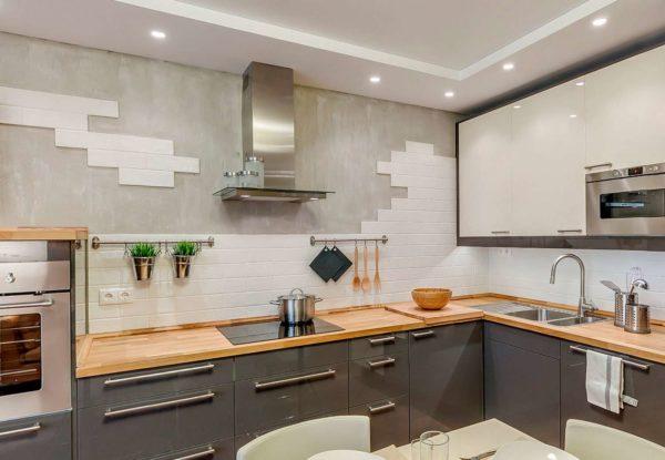 Почему рельефная плитка это плохое решение для кухни