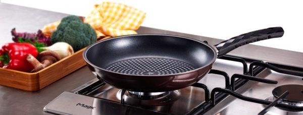 Как выбрать качественную сковороду с антипригарным покрытием
