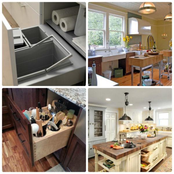 5 правил обустройства удобной и функциональной кухни
