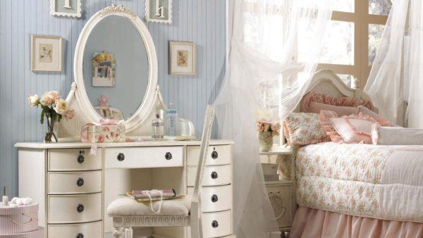 Какой комод подойдет для маленькой спальни