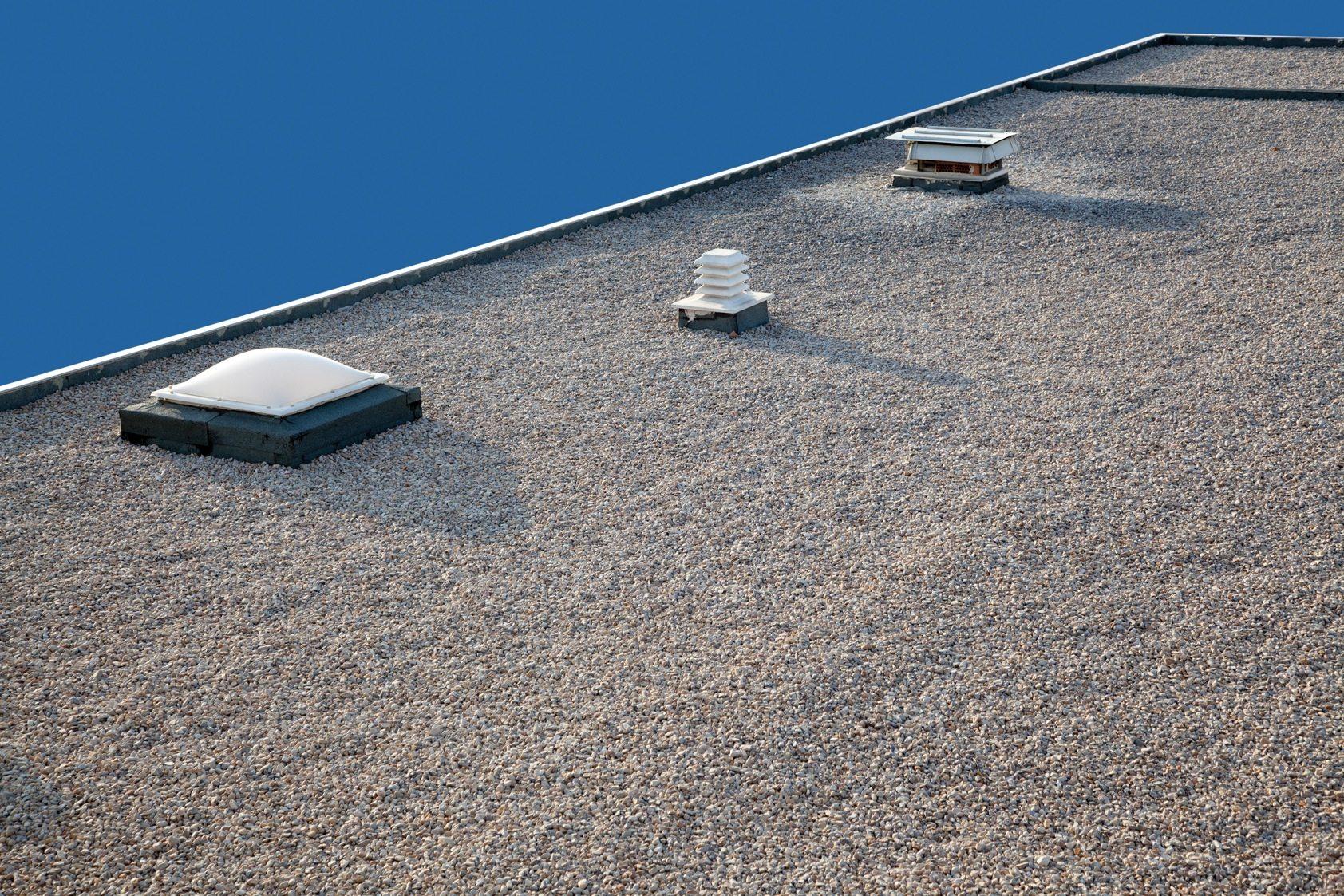 коттеджи с плоской крышей