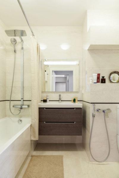 Без чего в маленькой ванной нельзя обойтись