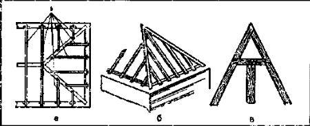 крыша конверт