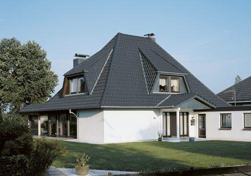 крыша металлическая