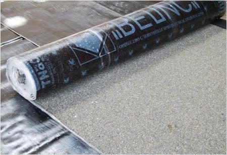 Труба стальная в гидроизоляции