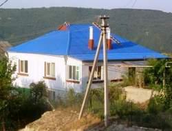 Крыша по стихии Вода
