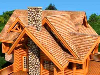 крыши домов проекты