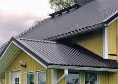 крыши из профнастила
