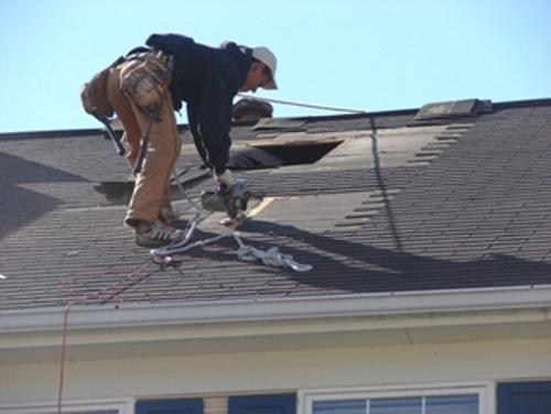 крыши ремонт