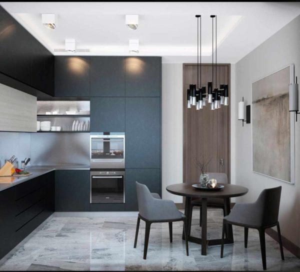 Современные тенденции оформления интерьера кухни