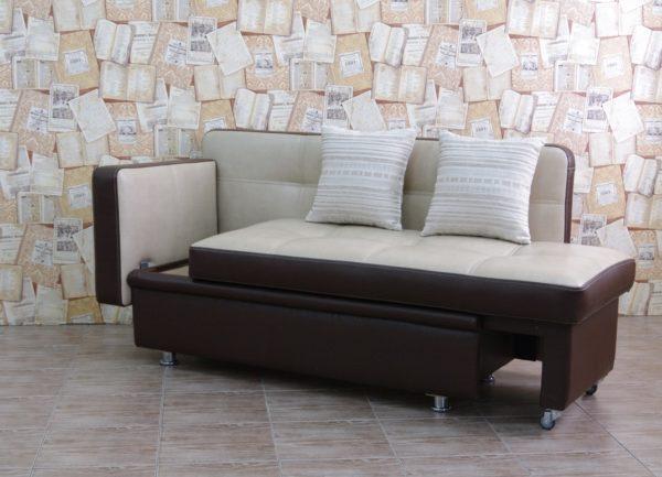 Как выбрать диван-кровать на малогабаритную кухню