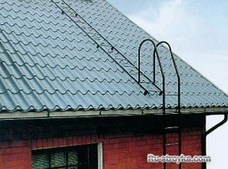 лестницы для крыши