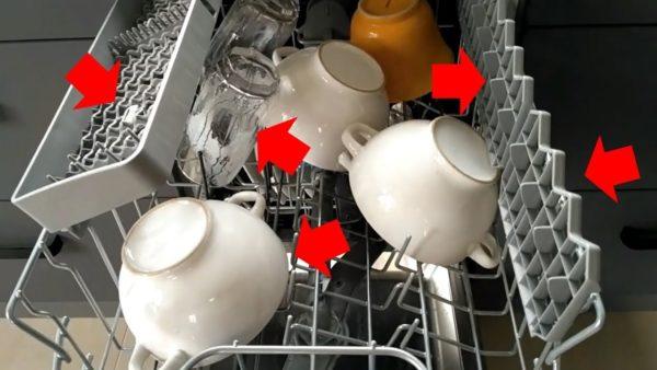 Что нужно знать о загрузке посуды в посудомоечную машину