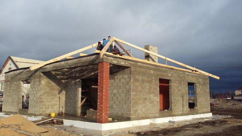 Проектирование одноэтажных домов