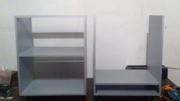 Как выбрать мебель для духового шкафа