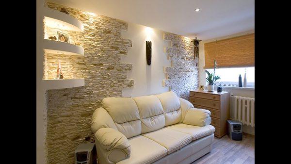 Почему не стоит выбирать натуральный камень для оформления квартиры