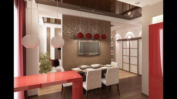 Как найти место для столовой даже в маленькой квартире
