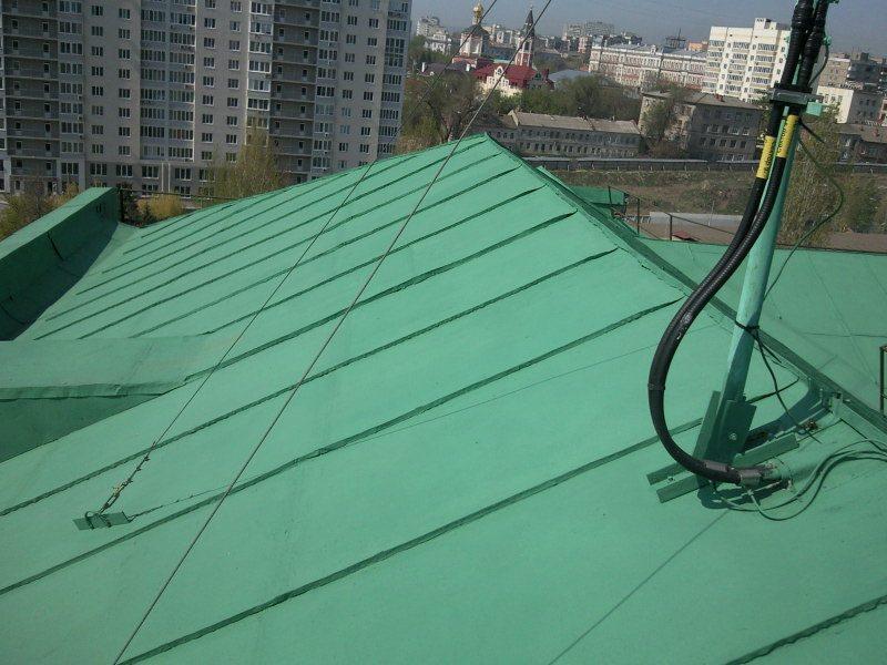 металлические листы для крыши