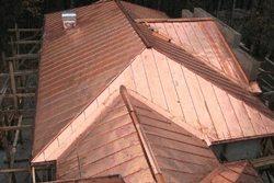 минимальный угол наклона крыши