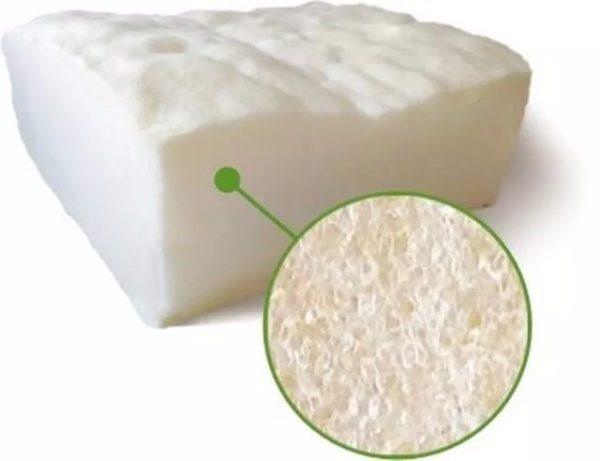 Наличие газа внутри ячеек обеспечивает пенополиуретан наиболее низкой теплопроводностью