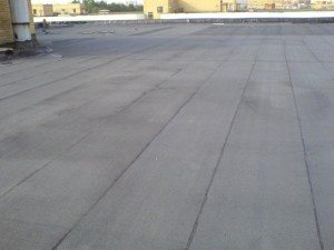 Профлист шумоизоляция крыши