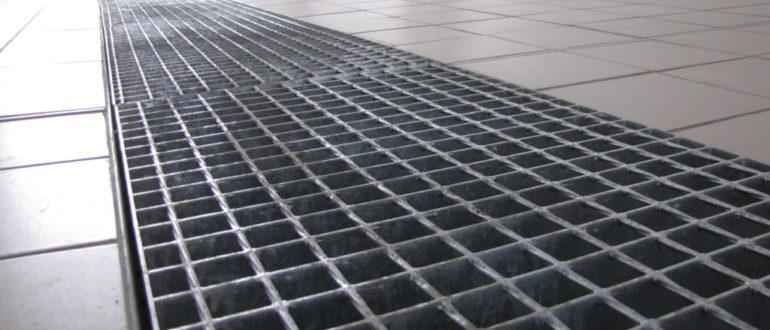 решетка стальная сварная