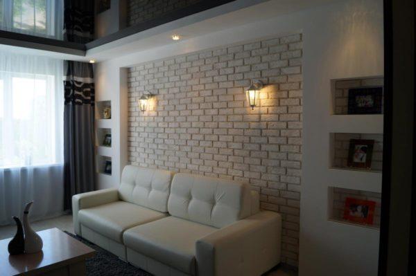 Красивые идеи оформления ниши в интерьере квартиры