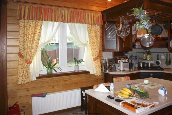 Какие шторы лучше всего подходят для окон на кухне