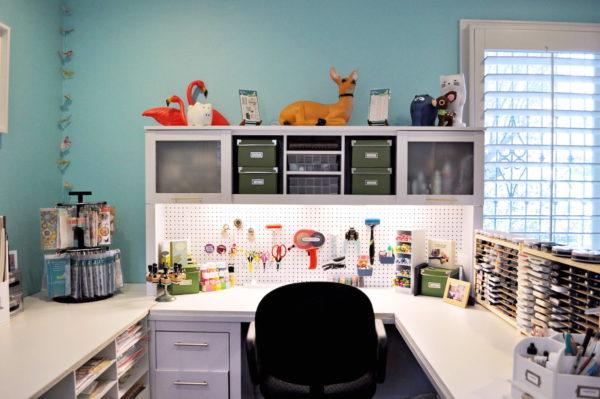 Как сделать в квартире удобное рабочее место
