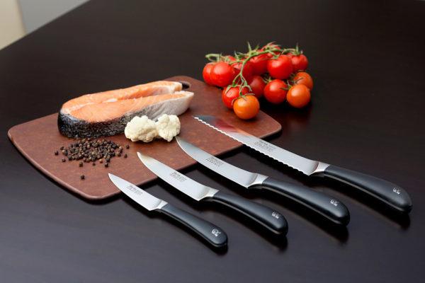 Как выбрать хорошие и качественные кухонные ножи