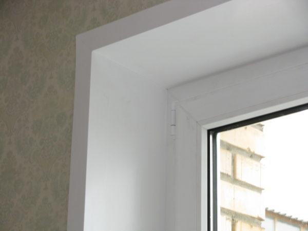 Как и чем можно отделать откосы пластиковых окон