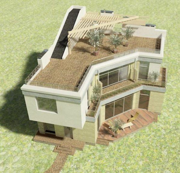 Плоская конструкция дает возможность эффективно использовать ее площадь.