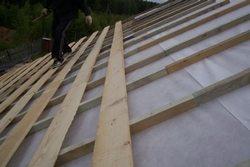 плоская крыша своими руками