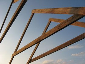 построить крышу своими руками