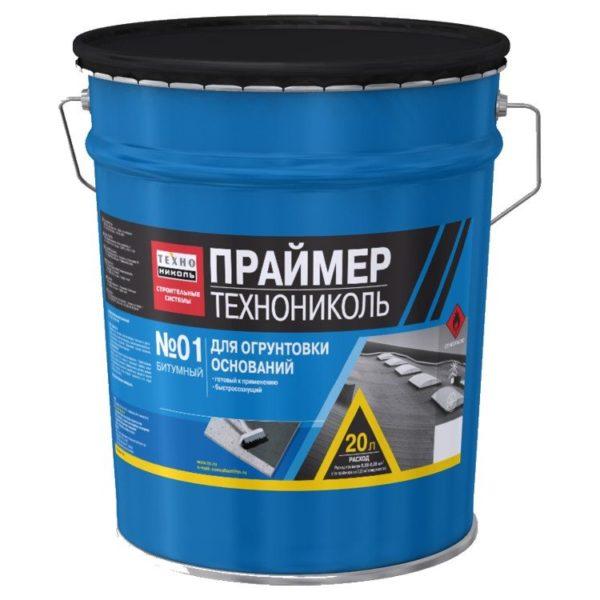 Праймер – важная часть подготовки поверхностей