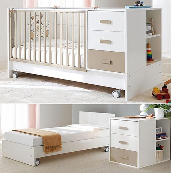Плюсы и минусы мебели-трансформеров для детской комнаты