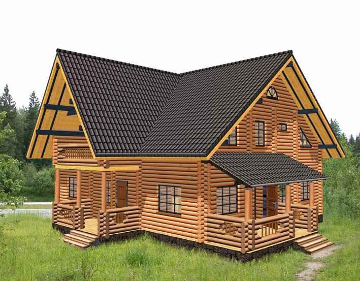проекты крыши домов