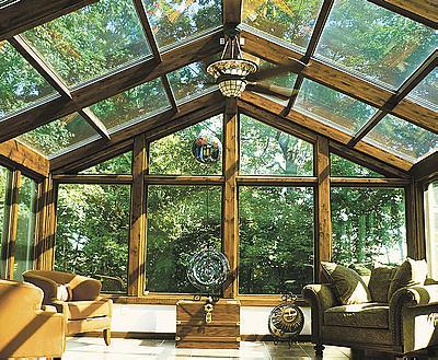 прозрачные крыши
